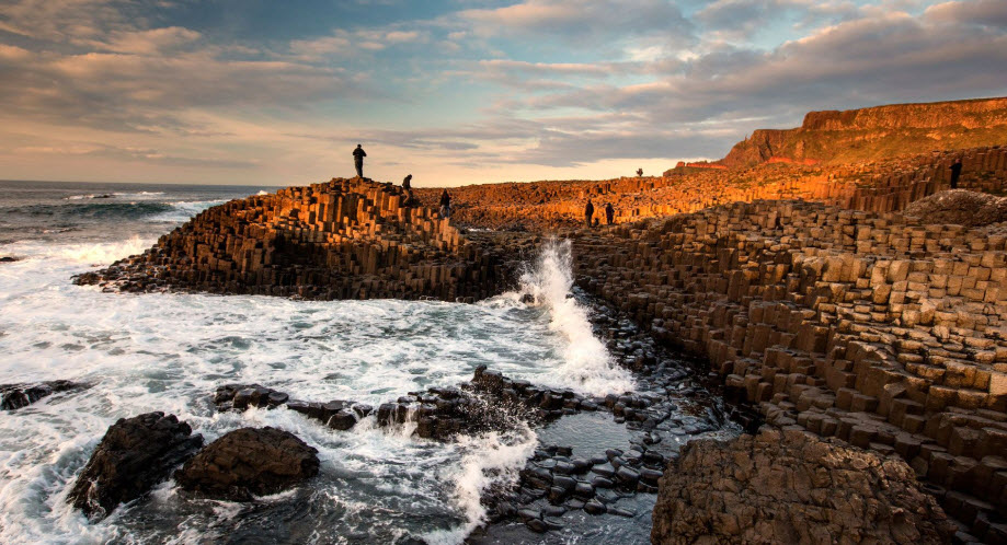 Ards Taxi Tours - Giants Causeway